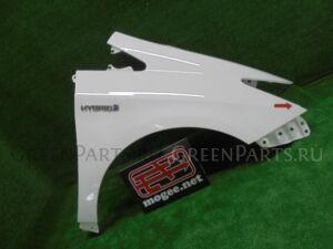 Крыло переднее на Toyota Prius ZVW30 2ZR-FXE
