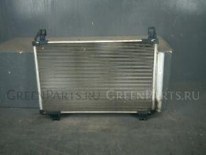 Радиатор кондиционера на Toyota Vitz SCP90 2SZ-FE