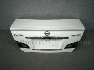 Крышка багажника на Nissan Fuga PY50 VQ35HR