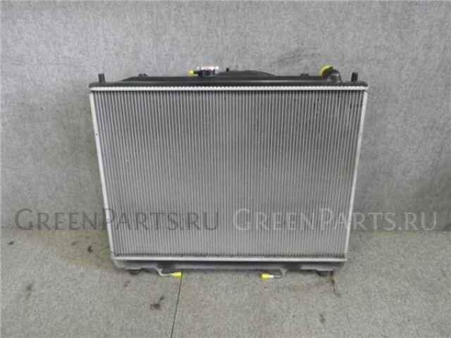 Радиатор двигателя на MMC;MITSUBISHI Pajero V75W 6G74