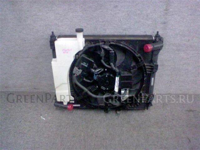 Радиатор двигателя на Nissan Juke NF15 MR16DDT