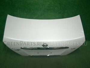 Крышка багажника на Nissan Bluebird Sylphy QNG10 QG18DE