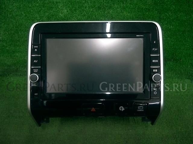 Автомагнитофон на Nissan Serena GFC27 MR20DD