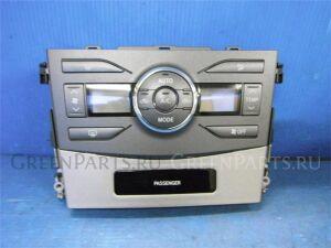 Блок управления климатконтроля на Toyota Corolla Fielder NZE141G 1NZFE