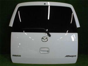 Дверь задняя на Mazda Az-wagon MJ21S K6A