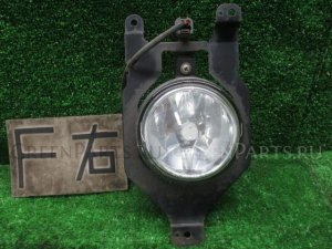Туманка бамперная на Suzuki Lapin HE21S K6A