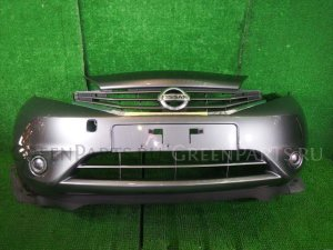 Бампер на Nissan Note E12 HR12-DDR