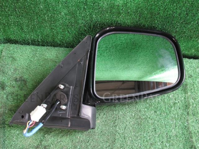 Зеркало двери боковой на Nissan Kix H59A 4A30T