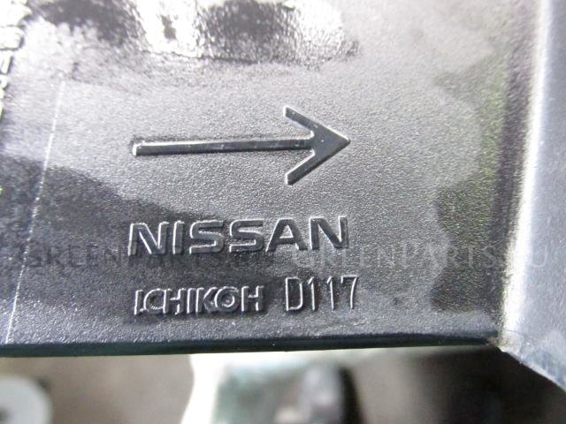 Стоп на Nissan Note E12 HR12DDR