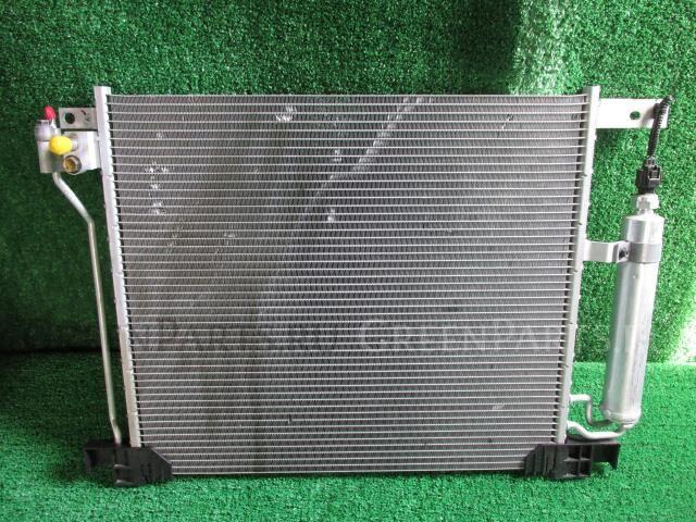 Радиатор кондиционера на Nissan Juke NF15 MR16DDT