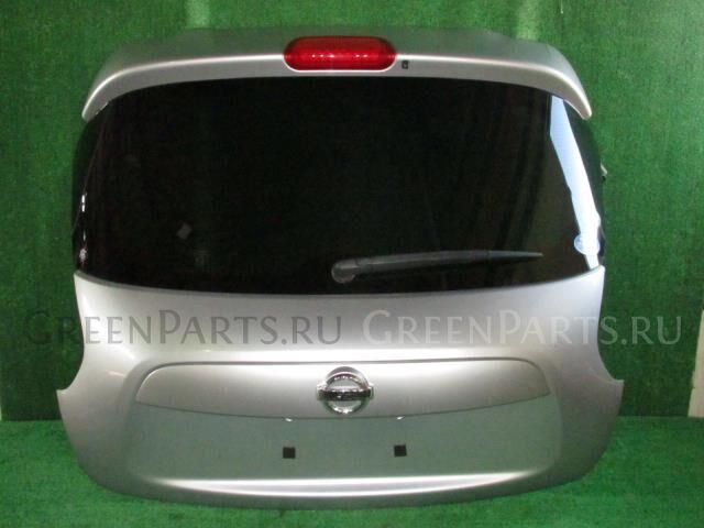 Дверь задняя на Nissan Juke YF15 HR15DE