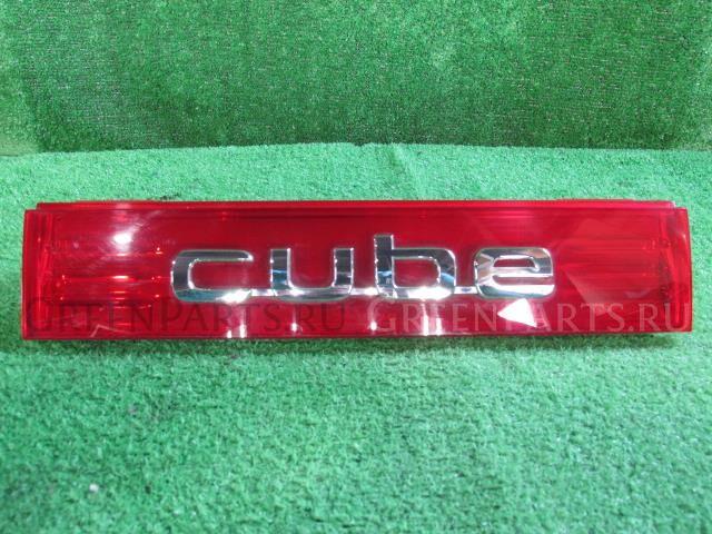 Стоп-планка на Nissan Cube Z12 HR15DE p8244