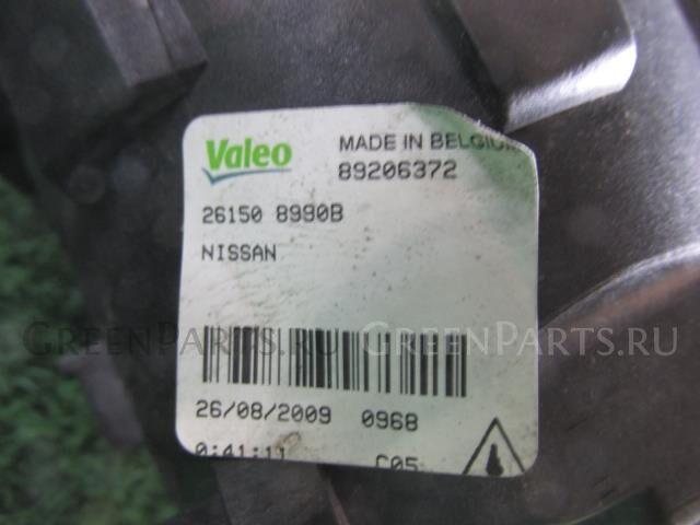 Туманка бамперная на Nissan Fuga KY51 VQ37VHR