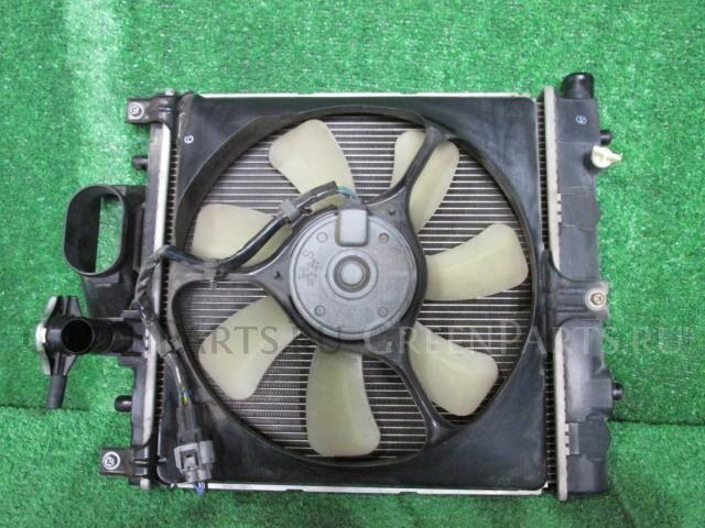 Радиатор двигателя на Suzuki Wagon R MH21S K6AT