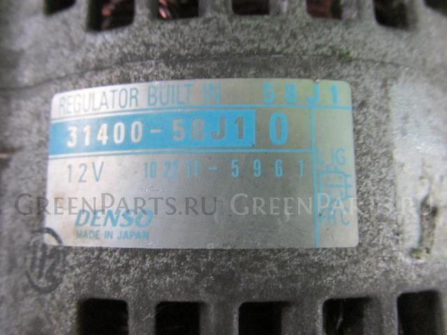 Генератор на Suzuki Alto HA24S K6A