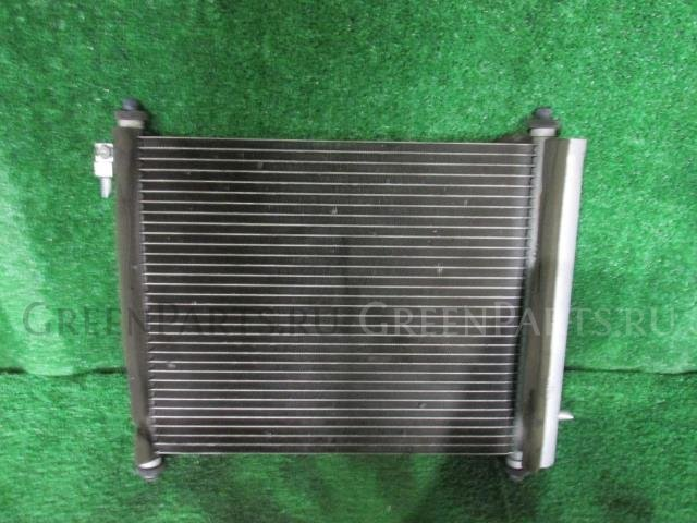 Радиатор кондиционера на Suzuki Alto HA25S K6A
