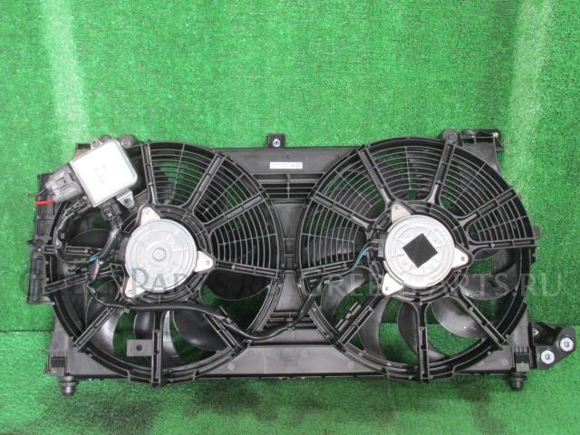 Вентилятор радиатора ДВС на Nissan Leaf ZE1 EM57