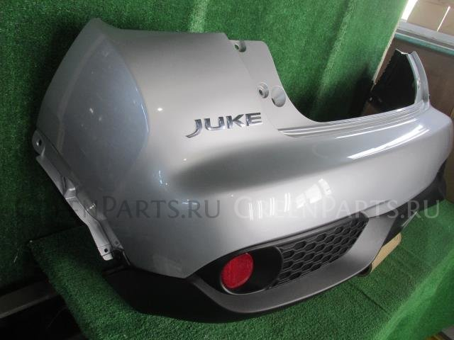 Бампер на Nissan Juke YF15 HR15DE