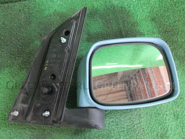 Зеркало двери боковой на MMC;MITSUBISHI Ek Wagon H81W 3G83