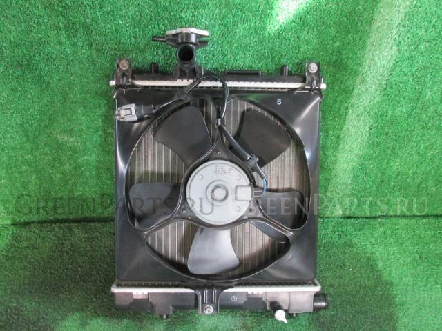 Радиатор двигателя на Nissan Moco MG22S K6A
