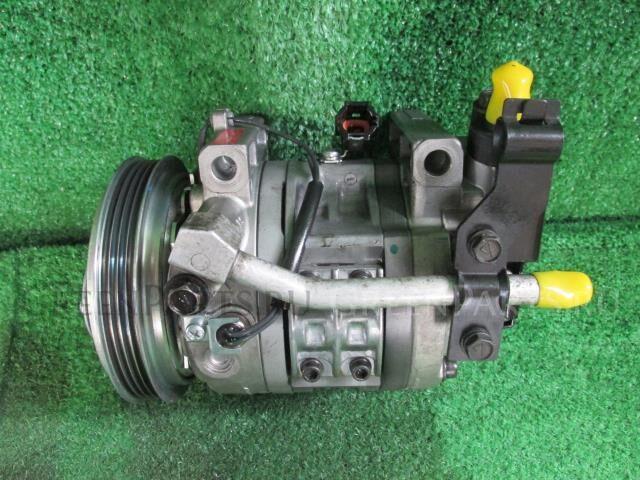 Компрессор кондиционера на Nissan Laurel HC35 RB20DE