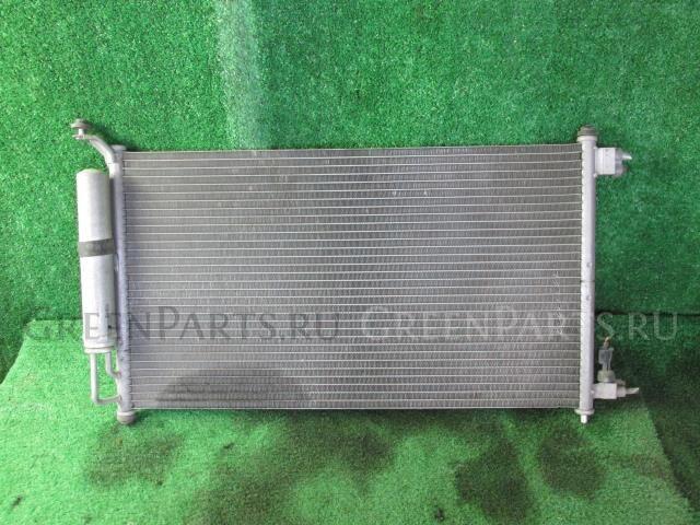 Радиатор кондиционера на Nissan March BK12 CR14DE