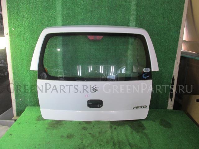 Дверь задняя на Suzuki Alto HA24S K6A