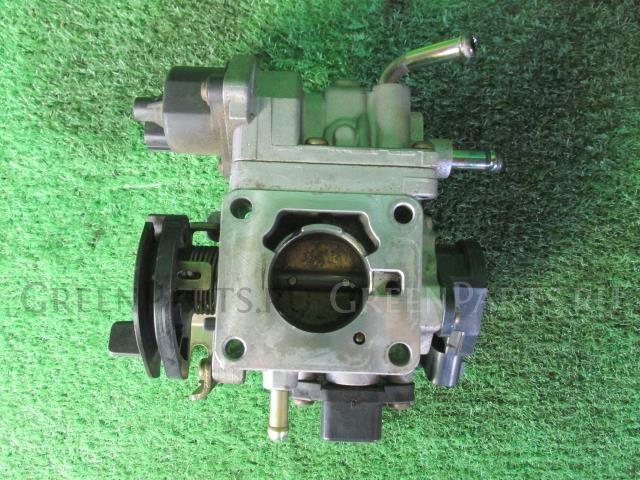 Дроссельная заслонка на Suzuki Mr Wagon MF21S K6A