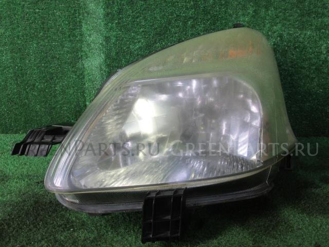 Фара на Toyota Ractis SCP100 2SZ-FE