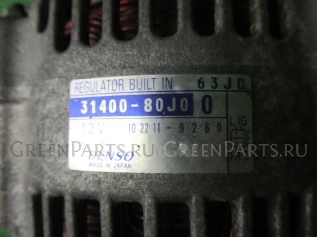 Генератор на Suzuki Swift ZC71S K12B