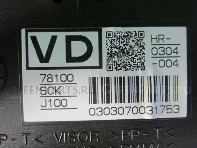 Спидометр на Honda That's JD1 E07Z