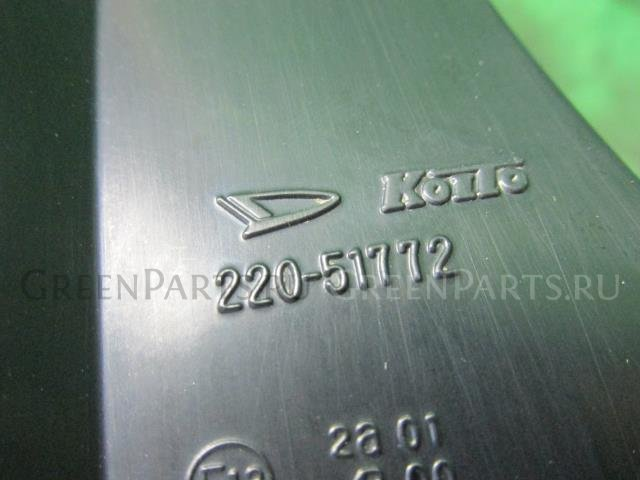 Стоп на Daihatsu MIRASINO L650S EF-VE 220-51772