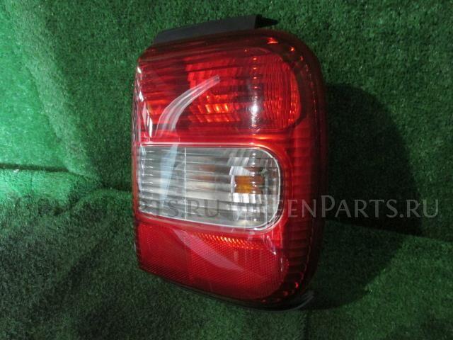 Стоп на Suzuki Lapin HE21S K6A