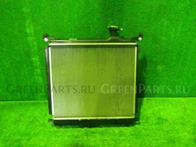 Радиатор двигателя на Nissan March K13 HR12DE