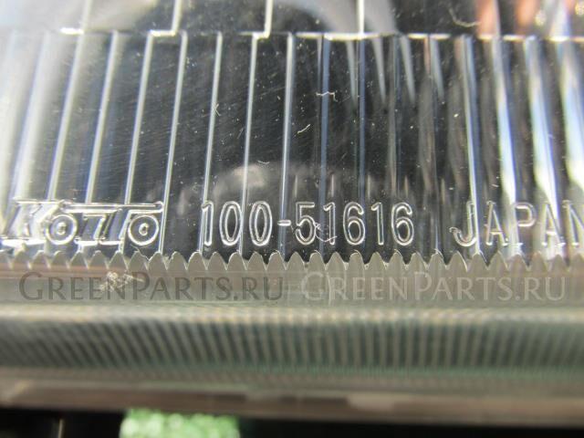 Фара на Daihatsu Hijet S200V EF-SE 100-51616