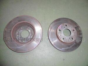 Тормозной диск на Toyota Noah AZR65G 1AZ-FSE