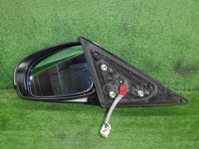 Зеркало двери боковой на Toyota Mark X GRX135 4GR-FSE