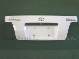 Крышка багажника на Toyota Corolla AE114 4A-FE