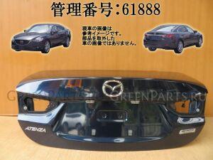 Крышка багажника на Mazda Atenza GJ5FP PY-VPR