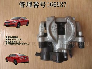 Суппорт на Subaru Impreza GK7 FB20C