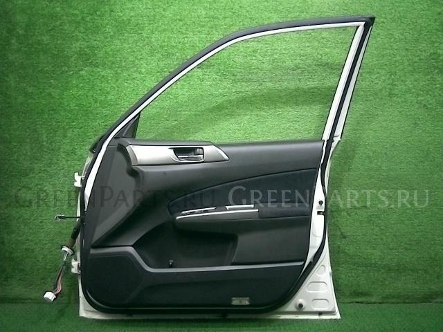 Дверь боковая на Subaru Forester SHJ FB20A