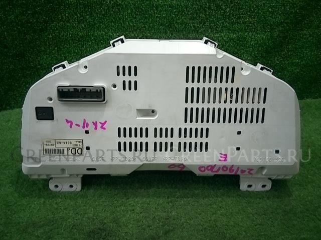 Спидометр на Honda Stream RN6 R18A