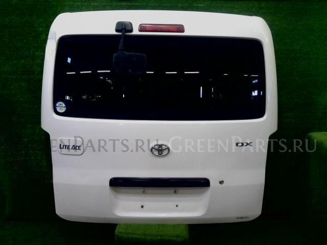 Дверь задняя на Toyota LIGHT ACE S402M 3SZ-VE
