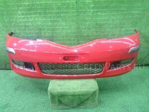 Бампер на Mazda Demio DY5W ZY-VE