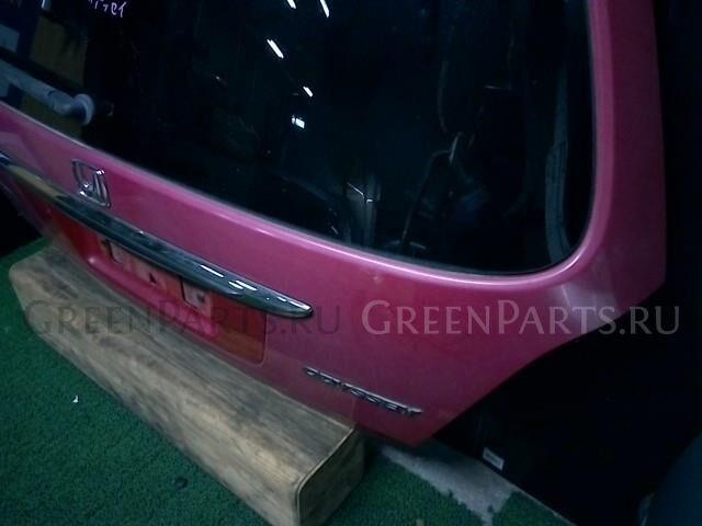 Дверь задняя на Honda Odyssey RA6 F23A