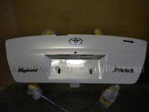 Крышка багажника на Toyota Prius NHW10 1NZ-FXE