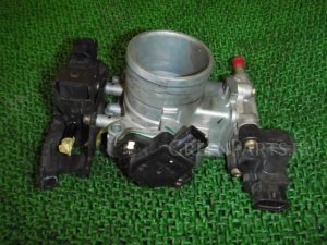 Дроссельная заслонка на Honda Fit GD1 L13A