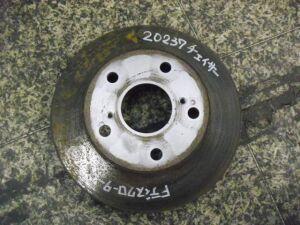 Тормозной диск на Toyota Chaser GX100 1G-FE