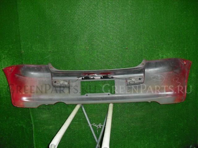 Бампер на Toyota Vitz NCP10 2NZ-FE