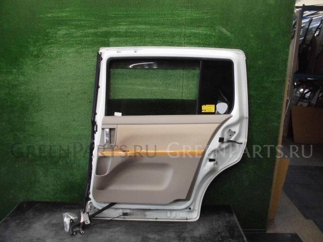 Дверь боковая на Toyota Isis ANM15G 1AZ-FSE